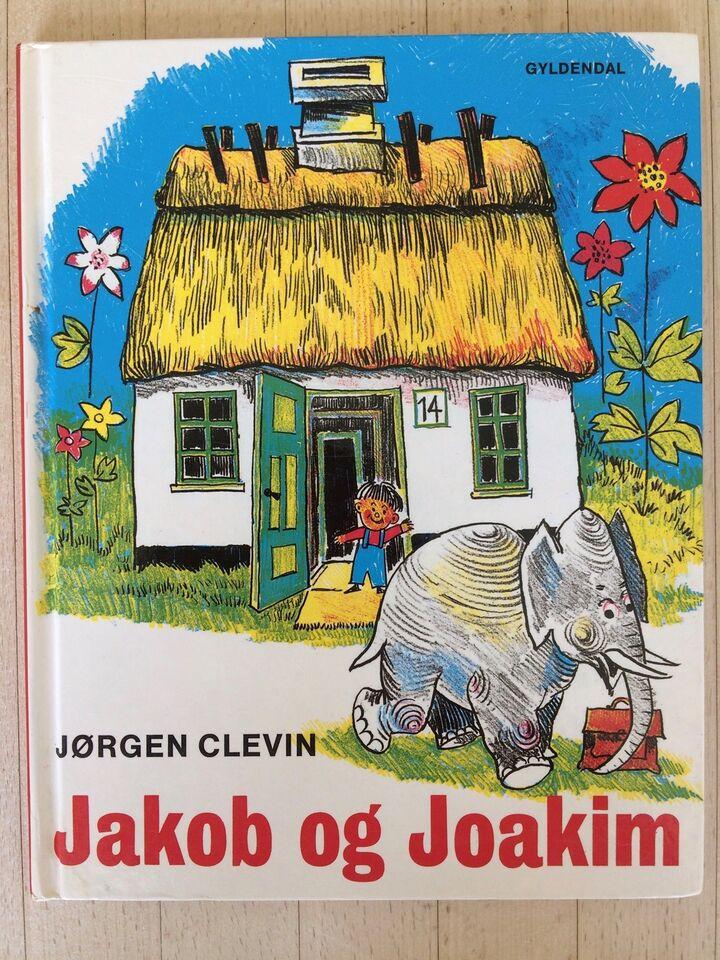 Jakob og Joakim, Jørgen Clevin