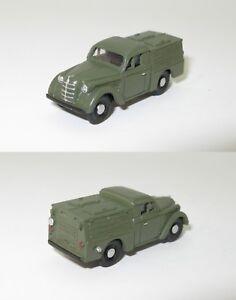 Moskwitsch-400 PKW moskvich 1946 DDR UdSSR 1:87 HO