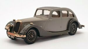 Somerville-modelo-de-escala-1-43-coche-129-Riley-cernicalo-Gris-defectuoso