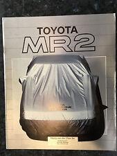 N620 TOYOTA MR2 MK1