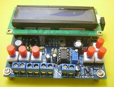 Neu Digital Secohmmeter Capacitance Inductance Meter Frequenzmesser DIY Kit