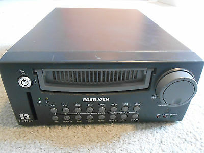 EVERFOCUS EDSR400H (160 GB) DIGITAL VIDEO RECORDER - NO POWER ADAPTER
