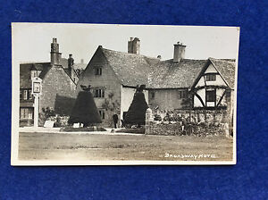 Image Is Loading Rp Postcard Worcestershire Broadway Hotel Posted 1937