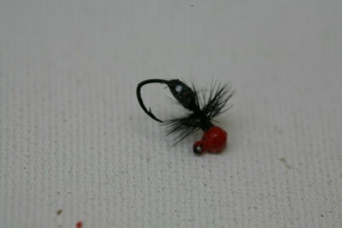 stands up on head size 10 and 8 hooks. Micro jigging ant
