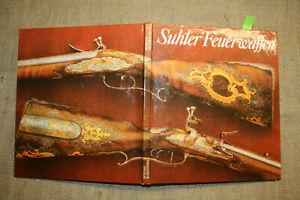 Sammlerbuch-alte-Suhler-Feuerwaffen-historische-Gewehre-Buechsenmacher-DDR-1981