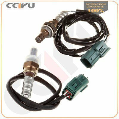 Brand New Downstream O2 02 Oxygen Sensor for 2002-03 Infiniti QX4 3.5L *2pcs
