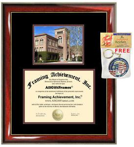 Usc Diploma Frames Degree Frame University Southern