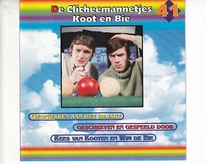 CD VAN KOOTEN DE BIEde clicheemannetjes1997 EX (A7322)