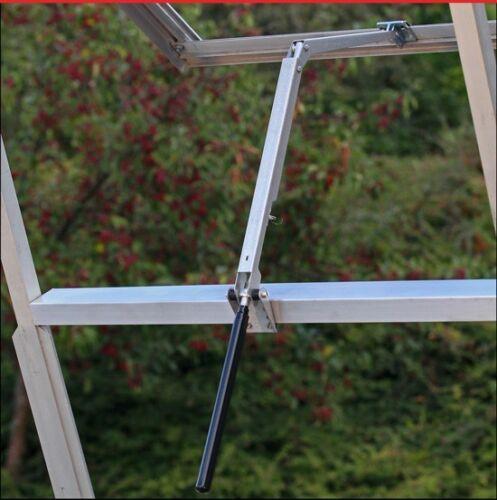 Auto Vent//Automatic Greenhouse Window Opener Solar Orbesen Thermovent