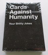 NEW Cards Against Humanity Your Sh*tty Jokes Pack Expansion Set 50 Blank Sh!tty