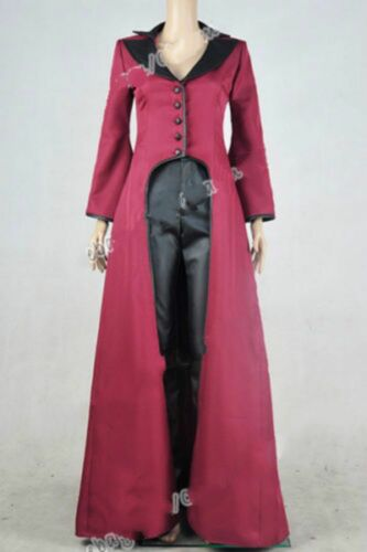 Once Upon A Time Cosplay Regina Mills Evil Queen Costume Halloween set