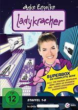 ANKE ENGELKE - LADYKRACHER-DIE GROßE FANBOX 16 DVD NEU