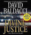 Divine Justice by David Baldacci (CD-Audio, 2008)