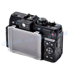 Hard LCD Cover Screen Monitor  Protector for CANON PowerShot G1X JJC LC-G1X