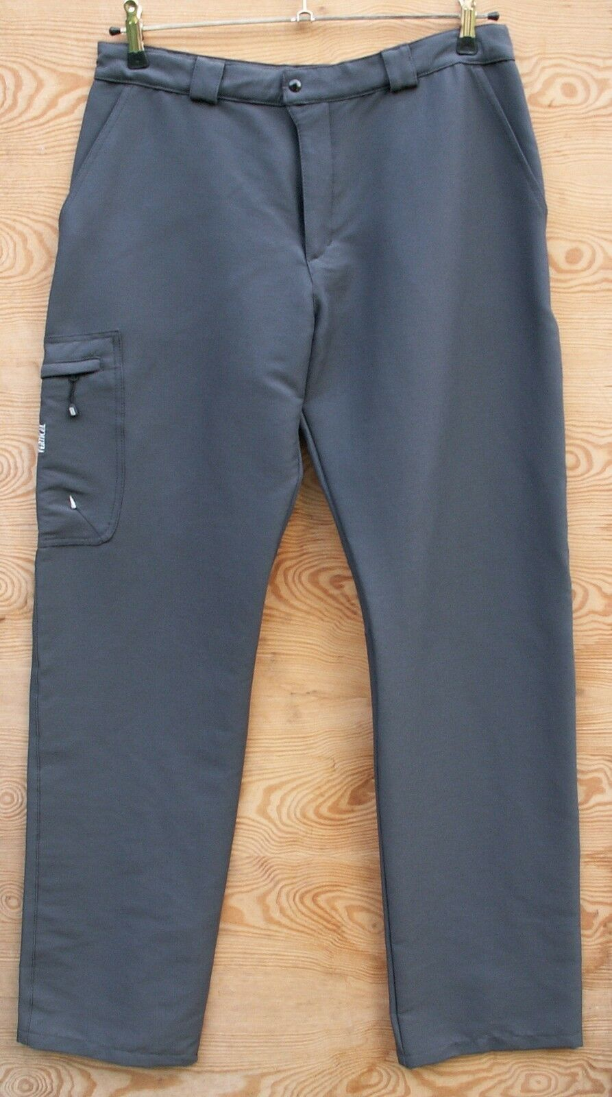 greencal Davos Pants, simple Soft shell trousers for men, Size 52