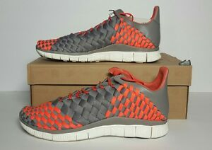 reputable site ac8d0 e3a29 Image is loading NIKE-FREE-INNEVA-WOVEN-MEN-039-S-NEW-