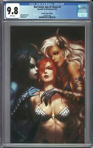 Red-Sonja-Age-of-Chaos-4-CGC-9-8-Kunkka-1-25-Incentive-VIRGIN-Variant-Cover