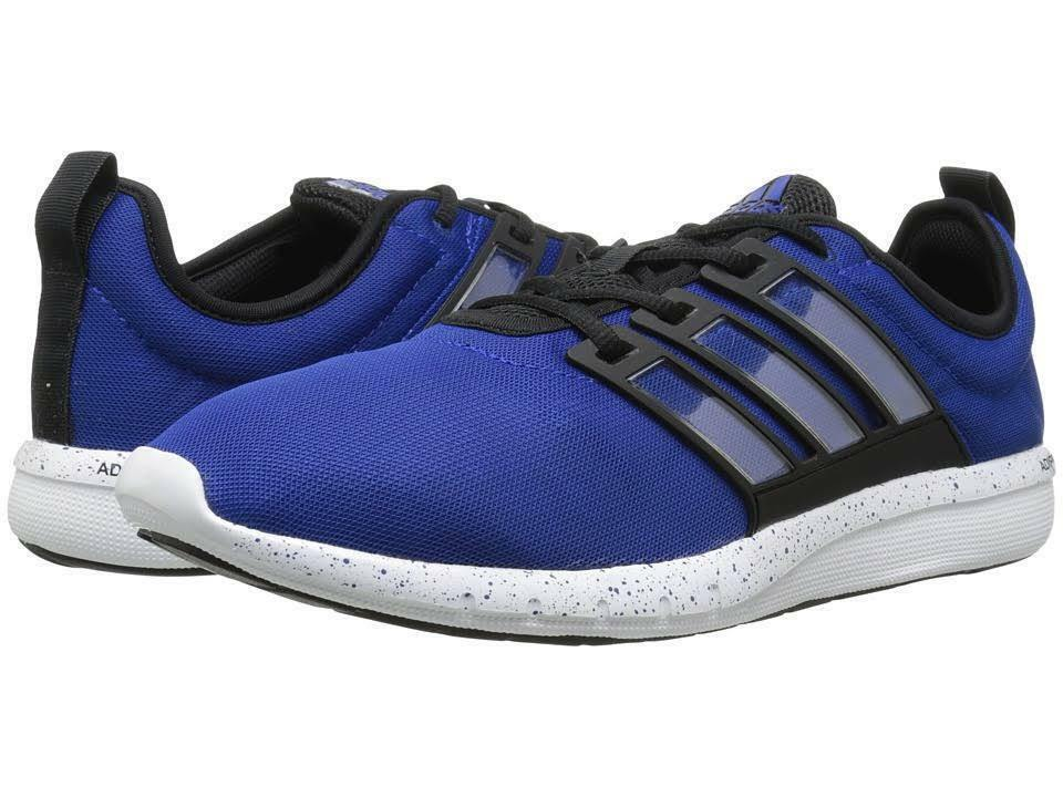 ADIDAS CLIMA COOL LEAP MESH LOW SNEAKERS MEN SHOES blueE BLACK 83804 SIZE 12 NEW