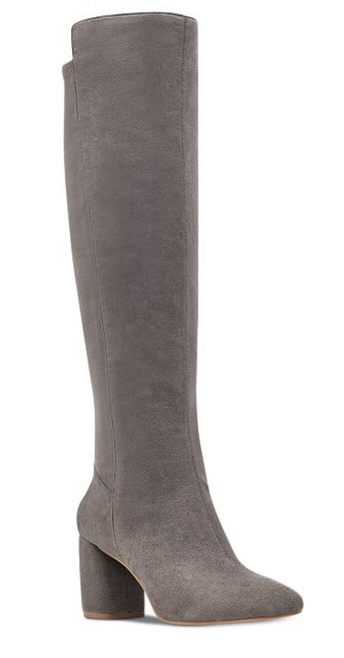Nine West women's  Keriana tall boot Grey size 5.5