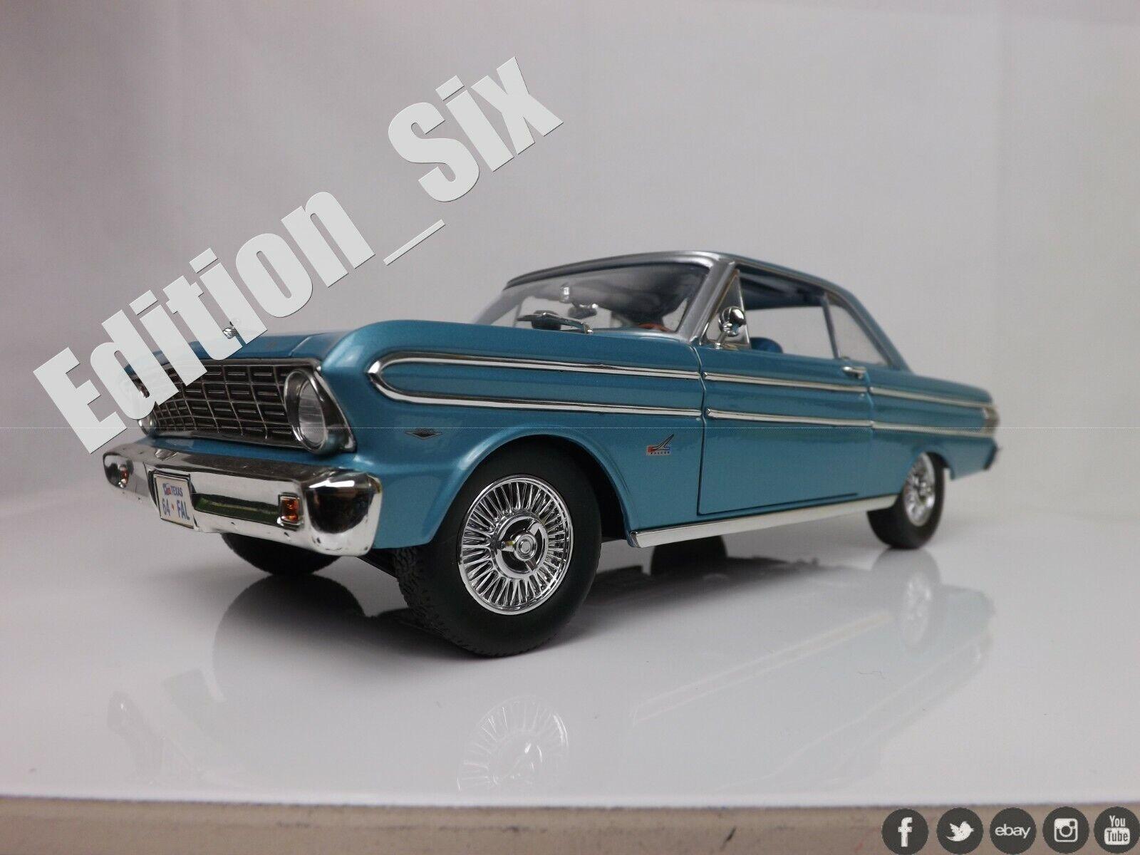 Road Signature 1 18 1964 FORD FALCON FUTURA Classic american car model