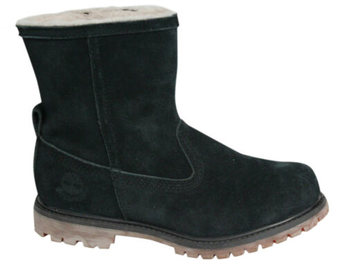 Timberland AF Authentics Warm Lined Pull On Waterproof Womens Boots A12SE U94