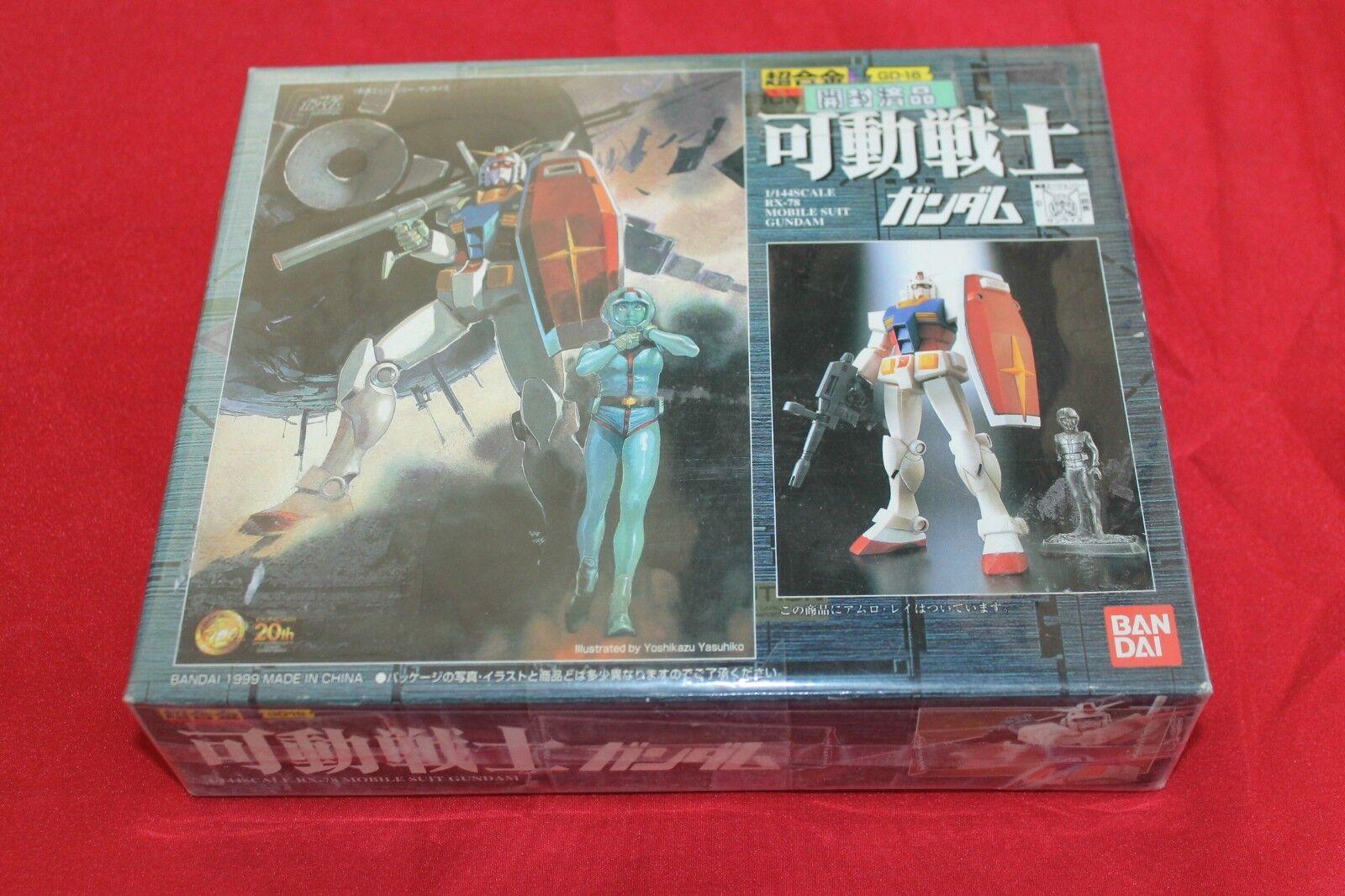 Bandai Gundam kado senshi no gx rx 78 scala 1 144 gd 16