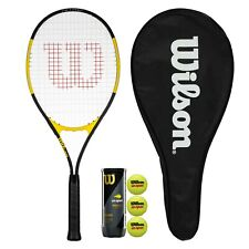 Wilson Nitro Tennis Racket Balls 3