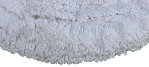 "17/"" Professional Heavy Soil Carpet BonnetsPoly//Rayon High Profile 6 Pack"
