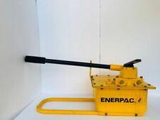 Enerpac P464 Hydraulic Hand Pump With 4 Way Valve 700 Bar10000 Psi