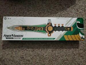 Power Rangers Lightning Collection Dragon Dagger Green Ranger