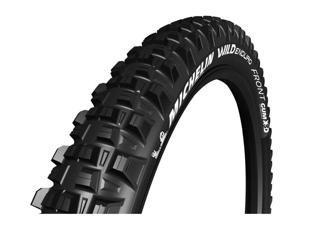 Michelin Wild Enduro - FRONT - GumX - TLR Tyre Folding