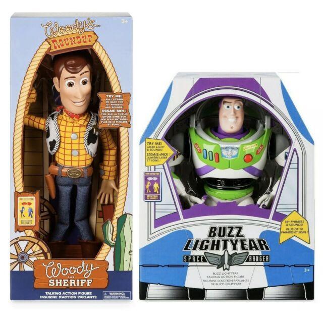 Disney Toy Story Zurg de Luxe Parlante Figurine.
