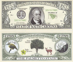 Two-South-Carolina-SC-Patriotic-Novelty-Money-Bills-113
