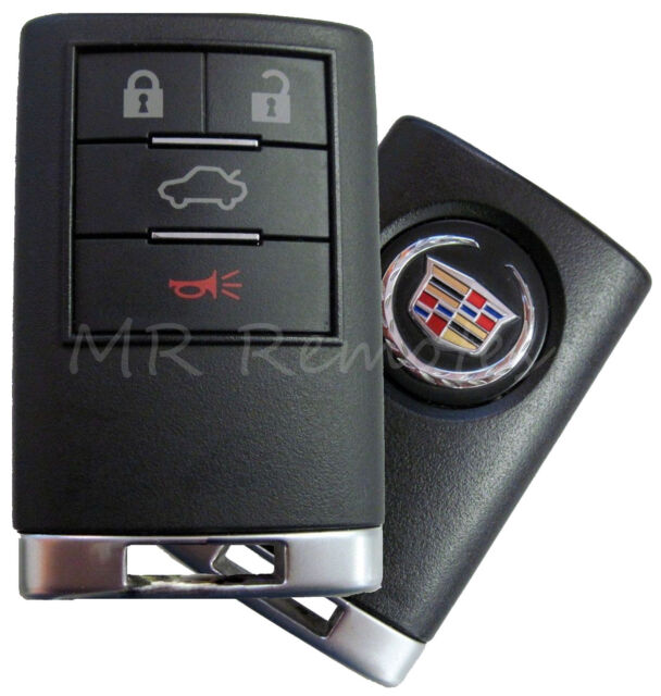 2013 2012 2011 2010 2009 2008 CADILLAC CTS STS DTS keyless Remote #2 OUC6000066