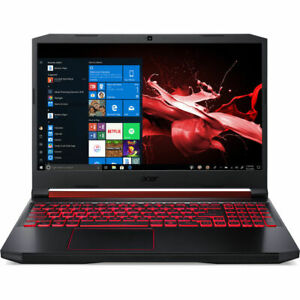 "Acer Nitro 5 - 17.3"" Laptop Intel Core i7-9750H 2.6GHz 16GB Ram 256GB SSD Win10H"