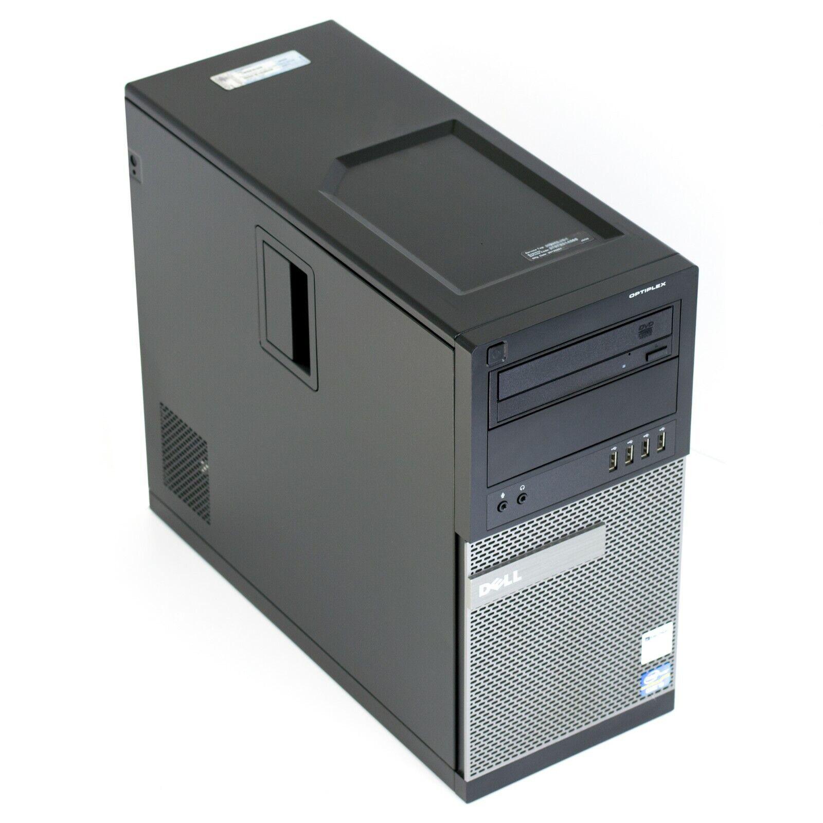 Dell OptiPlex 9010 MT  i5-3470 3.20 GHz 8GB RAM 240GB SSD. Buy it now for 155.00