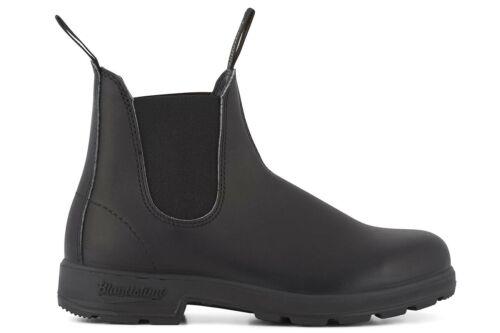 Blundstone 510 Chelsea Original 500 Boots Black Mens Leather Lightweight Shoes