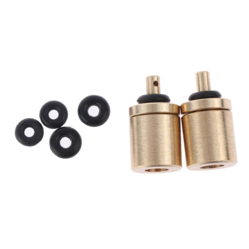 2Pcs Cylinder Filling Butane Canister Gas Refill Adapter Outdoor Camping St ul