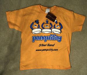 Panquility-Steelband-Yellow-Shirt-Gildan-Ultra-Cotton-T-Shirt
