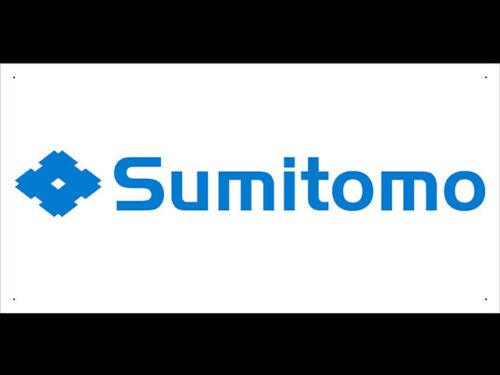 vn0901 Sumitomo Tires Sales Service Parts for Advertising Display Banner Sign