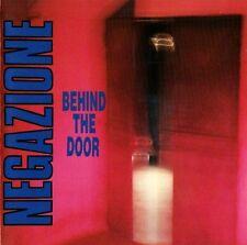 Negazione Behind the Door LP (1989 we BITE) NUOVO!