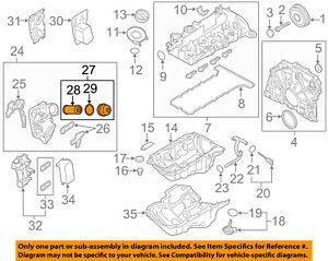 BMW OEM 15-17 X3 Engine-Oil Filter 11428507683