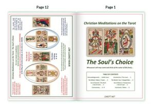 034-Christian-Meditations-on-the-Tarot-The-Soul-039-s-Choice-034-Transformational-Booklet