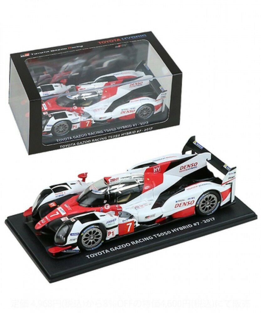 New TOYOTA GAZOO Racing Bespoke Spark 1 38 TS050 Hybrid from Japan