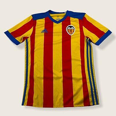 Adidas Climacool VALENCIA CF 2017 Soccer Jersey Football Shirt Small | eBay