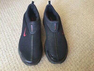 Amabile Vintage Nike Chanjo Taglia 7 Scarpe Da Ginnastica-mostra Il Titolo Originale