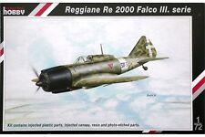 SPECIAL HOBBY SH72098 1/72 Reggiane Re 2000 Falco / III.serie