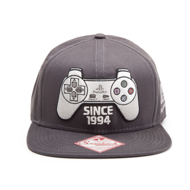 OFFICIAL PLAYSTATION - PS1 CONTROLLER SINCE 1994 BLACK SNAPBACK CAP (BRAND  NEW) 12d5b459b9e9