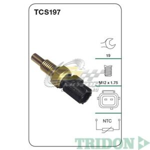 TRIDON COOLANT SENSOR FOR Ford Fairlane-6Cyl 06//03-03//05 4.0L Barra 182