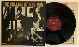Rolling-Stones-Now-1965-US-Mono-London-Unboxed-Labels-LL-3420-VG